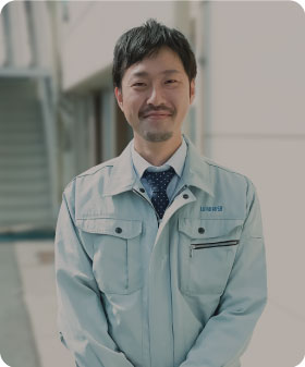 現場管理 藤原 孝博